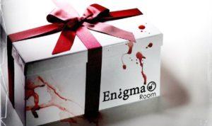 Хоррор подарок Emigma room