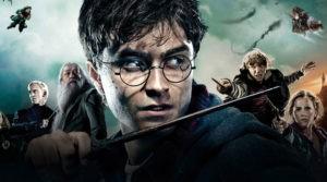 """Онлайн квест """"Гарри Поттер"""""""